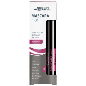 MASCARA med XL maskara za volumen i rast trepavica 6ml