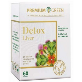 DETOX LIVER capsules to protect and normal liver function