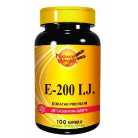 Natural Wealth E-200, 100 pcs.