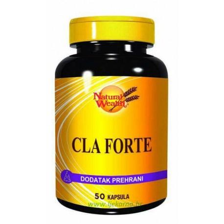 Natural Wealth CLA Forte, 50 kom.