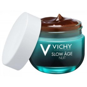 Vichy SLOW ÂGE noćna krema i maska koja kožu obogaćuje kisikom
