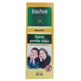 Herbapharm sprej protiv ušiju 50ml
