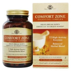 Solgar Comfort Zone Digestive Complex capsules