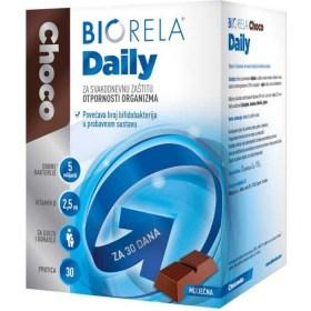 Biorela Choco Daily za zaštitu otpornosti organizma