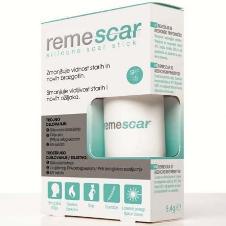 REMESCAR silikonski stick za ožiljke 5,4g