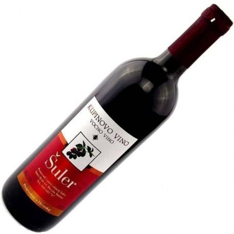 Kupinovo vino OPG Šuler