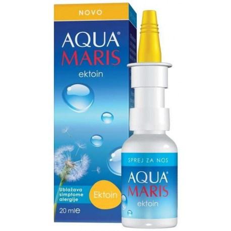 Aqua Maris Ektoin sprej za nos, 20 ml