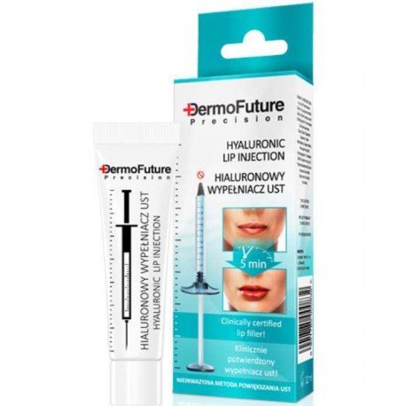 DermoFuture hijaluronski filer za usne, 12ml