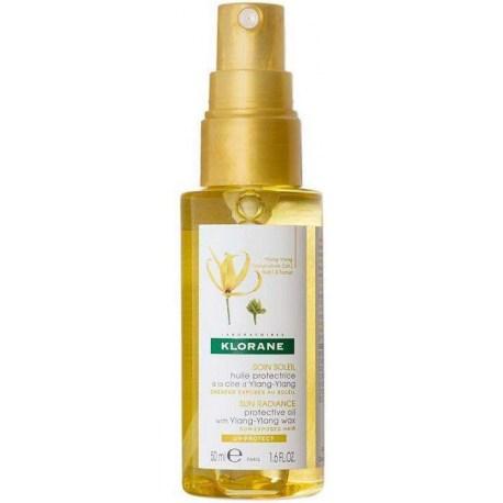 Klorane zaštitno ulje s Ylang-Ylang voskom 100ml
