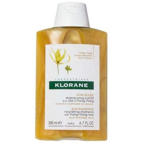 Klorane hranjivi šampon s Ylang-Ylang voskom 200ml