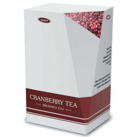 Biofarm Brusnica čaj 50%, 80g