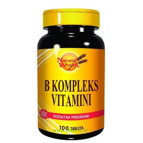 Natural Wealth B kompleks vitamini