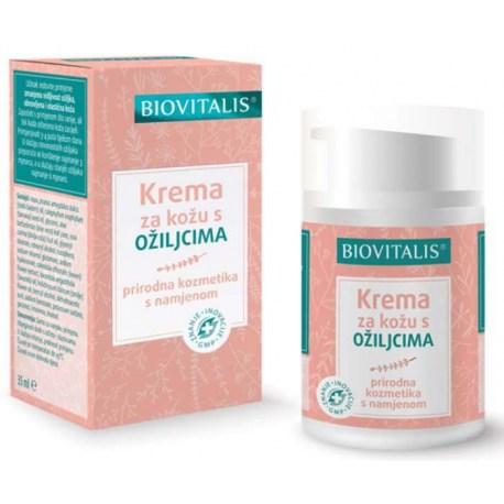Biovitalis krema za kožu s ožiljcima 35ml