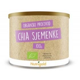 Chia sjemenke Organske 100g