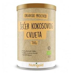 Šećer kokosovog cvijeta Organski 500g