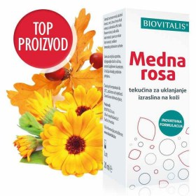 Honey ROSA skin growth removal liquid 20ml