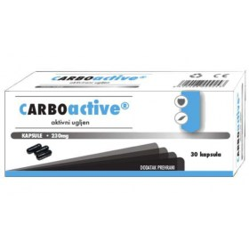 Carboactive kapsule aktivnog ugljena