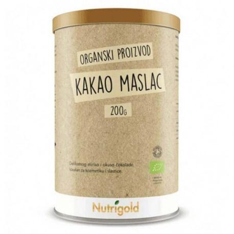 Kakao maslac Organski 200g