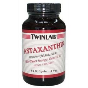 Twinlab Astaxanthin 4mg x 60 kapsula