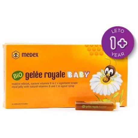 Medex Gelee Royale Baby, 10 bočica