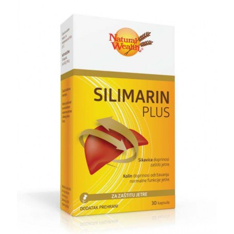 Silimarin Plus za zdravlje jetre