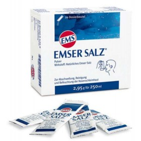 Emser nosewashing salt, 20 pcs.