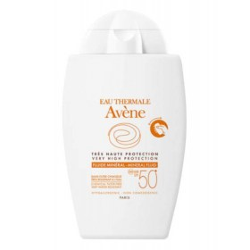 Avène Mineral fluid for sun protection SPF 50+ 40ml