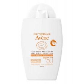 Avène Mineralni fluid za zaštitu od sunca SPF 50+ 40ml