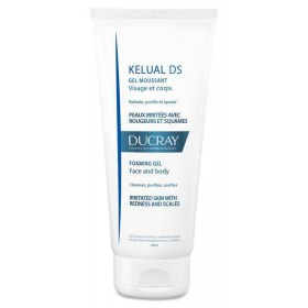 Ducray KELUAL DS pjenušavi gel 200ml