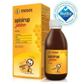Medex Apisirup Junior 140ml