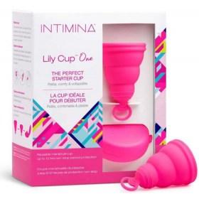 Intimina Lily Cup One menstrualna čašica