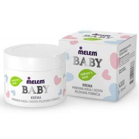 Melem Baby krema za zaštitu pelenskog područja 150ml