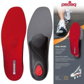 Pedag Viva SPORT anatomical cartridge for sport and recreation