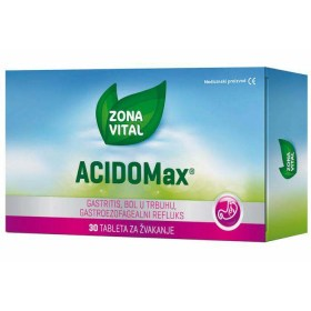 Acidomax tablets to help with gastritis and reflux