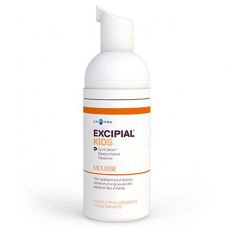 Excipial Kids pjena za osjetljivu i suhu kožu 100ml
