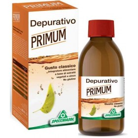 Specchiasol Primum syrup to detoxify the body