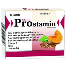 Prostamin tablete za održavanje normalne funkcije prostate