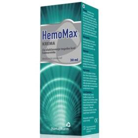 Hamapharm HemoMax krema olakšava tegobe kod hemoroida