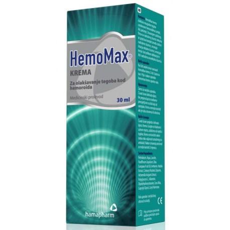 Hamapharm HemoMax krema, 30ml