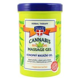 Herbal Therapy Massage Gel 5% Bio Oil 380ml