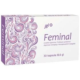 JGL Feminal kapsule pomažu kod menopauzalnih nelagoda