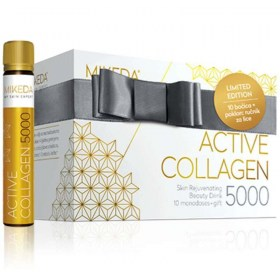 MIKEDA Active Collagen LIMITED EDITION + poklon
