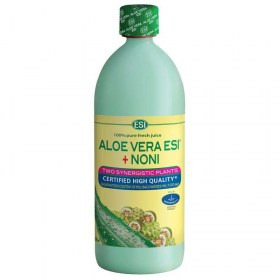 Esi juice of aloe gel and fruit of the plant noni 1l