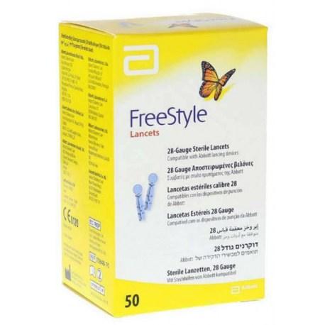 Lancete Freestyle medisense 50 kom.