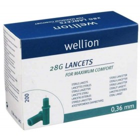 Lancete Wellion Calla 200 kom.