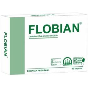 Flobian pomaže kod sindroma iritabilnog kolona 10 kapsula