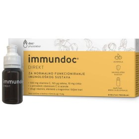 Immundoc DIREKT for strengthening immunity 6x12.3g