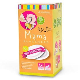 Mom to.to breastfeeding pads 30 pcs.