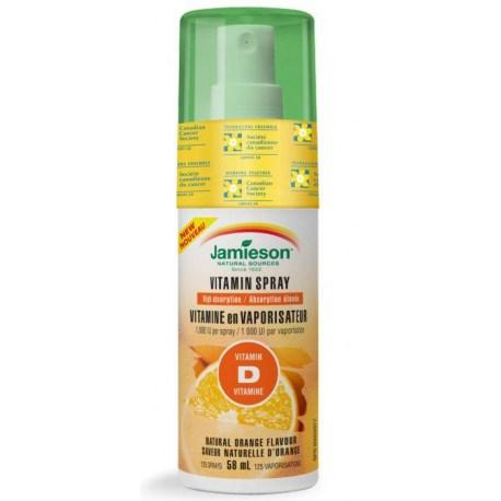 Jamieson Premium Vitamin D3 sprej