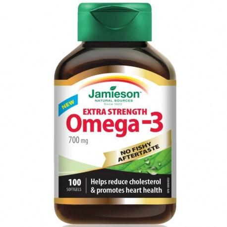 Jamieson Omega 3 Ekstra snaga kapsule 100 kom.